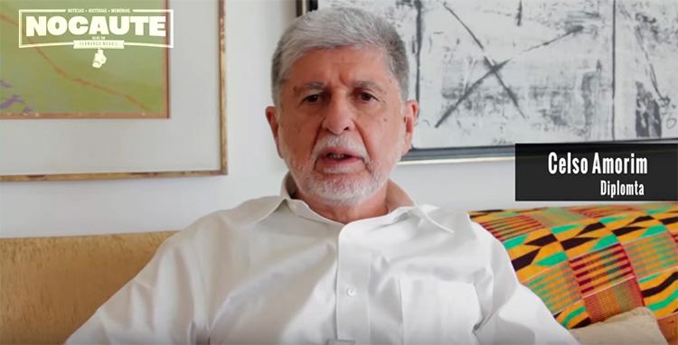 Celso Amorim: temos todas as razões para ficarmos alarmados.
