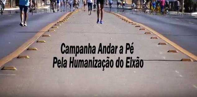 EIXÃO, UMA RODOVIA URBANA